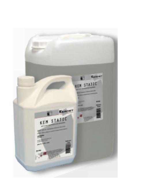 Bidon 5L et 25L de KEMSTATIC Shampoing dégraissant pour carrosserie pour centre de lavage haute pression